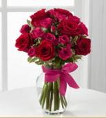 21 adet kırmızı gül tanzimi  Rize çiçek satışı