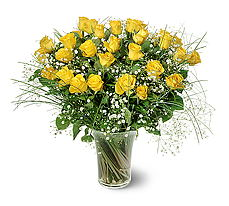 Rize online çiçekçi , çiçek siparişi  15 adet sarigül mika yada cam vazoda