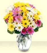 Rize çiçek gönderme sitemiz güvenlidir  mevsim çiçekleri mika yada cam vazo