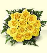 Rize çiçek satışı  12 adet sarigül kalite buket