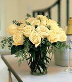 Rize online çiçekçi , çiçek siparişi  11 adet sari gül mika yada cam vazo tanzim