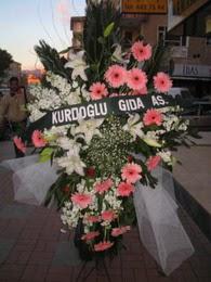 kazablanka,gerbera,sebboy ferforje  Rize yurtiçi ve yurtdışı çiçek siparişi