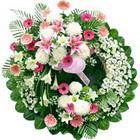son yolculuk  tabut üstü model   Rize çiçek , çiçekçi , çiçekçilik
