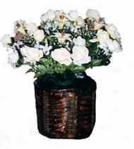 yapay karisik çiçek sepeti   Rize çiçekçi telefonları