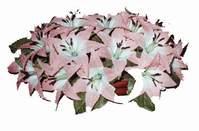 yapay karisik çiçek sepeti   Rize yurtiçi ve yurtdışı çiçek siparişi