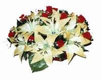 yapay karisik çiçek sepeti   Rize çiçek gönderme sitemiz güvenlidir