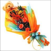 ayicik gül ve kir çiçekleri   Rize yurtiçi ve yurtdışı çiçek siparişi