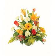 karisik renkli çiçekler tanzim   Rize 14 şubat sevgililer günü çiçek
