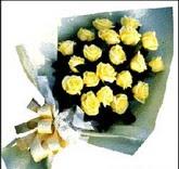 sari güllerden sade buket  Rize çiçek mağazası , çiçekçi adresleri