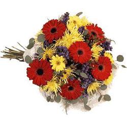 karisik mevsim demeti  Rize çiçek satışı
