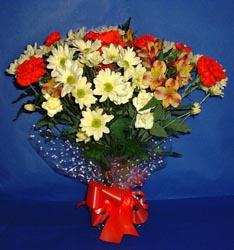 Rize güvenli kaliteli hızlı çiçek  kir çiçekleri buketi mevsim demeti halinde