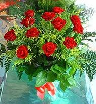 12 adet gül buketi  Rize hediye çiçek yolla