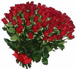 51 adet kirmizi gül buketi  Rize İnternetten çiçek siparişi