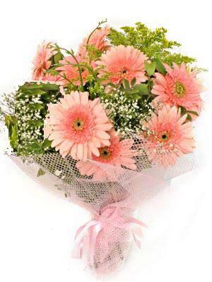 Rize çiçek servisi , çiçekçi adresleri  11 adet gerbera çiçegi buketi