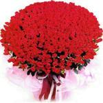 Rize cicek , cicekci  1001 adet kirmizi gülden çiçek tanzimi