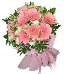Rize çiçek satışı  Karisik mevsim çiçeklerinden demet