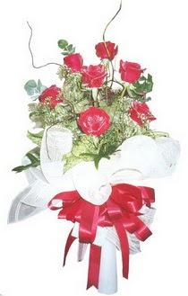 Rize online çiçekçi , çiçek siparişi  7 adet kirmizi gül buketi