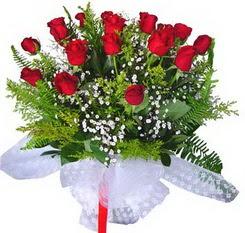 Rize çiçek servisi , çiçekçi adresleri  12 adet kirmizi gül buketi esssiz görsellik
