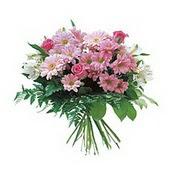 karisik kir çiçek demeti  Rize çiçek servisi , çiçekçi adresleri