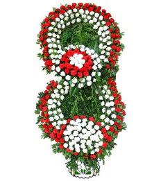 Görsel Cenaze çiçek , cenaze çiçek , çelengi  Rize çiçek , çiçekçi , çiçekçilik
