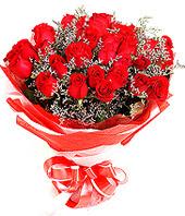 11 adet kaliteli görsel kirmizi gül  Rize çiçek online çiçek siparişi