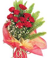 11 adet kaliteli görsel kirmizi gül  Rize çiçek servisi , çiçekçi adresleri