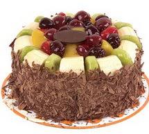 çikolatali karisik meyvali 4 ile 6 kisilik  Rize kaliteli taze ve ucuz çiçekler