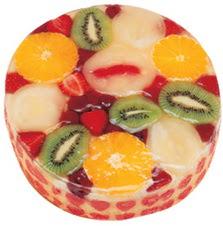 Meyvali 4 ile 6 kisilik yas pasta leziz  Rize güvenli kaliteli hızlı çiçek