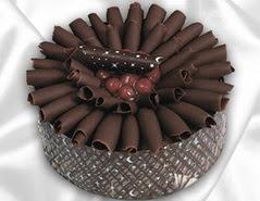 online pasta satisi 4 ile 6 kisilik çikolatali meyvali yaspasta  Rize çiçek satışı