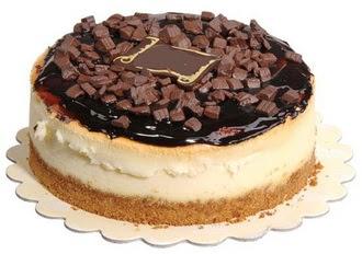 pasta yolla 4 ile 6 kisilik çikolatali yas pasta  Rize çiçek gönderme