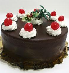 4 ile 6 kisilik yas pasta çikolatali taze pastaci  Rize hediye çiçek yolla