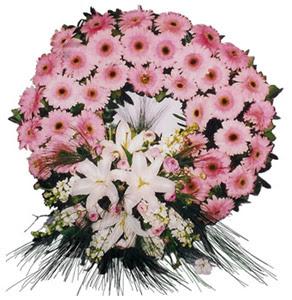 Cenaze çelengi cenaze çiçekleri  Rize çiçek yolla