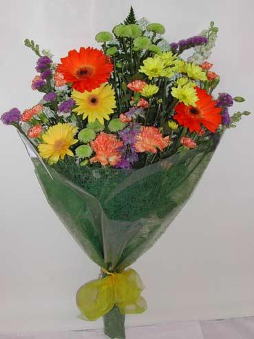 karisik kir çiçek buketi çiçek gönderimi  Rize çiçek satışı