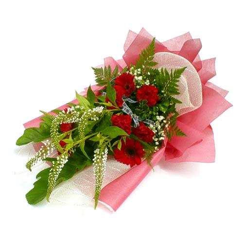 Karisik çiçek buketi mevsim buket  Rize online çiçekçi , çiçek siparişi