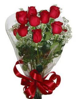 Çiçek sade gül buketi 7 güllü buket  Rize çiçek gönderme