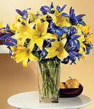 Rize hediye çiçek yolla  Lilyum ve mevsim  çiçegi özel