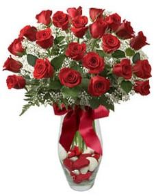 17 adet essiz kalitede kirmizi gül  Rize çiçekçiler