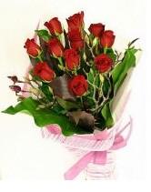 11 adet essiz kalitede kirmizi gül  Rize hediye çiçek yolla