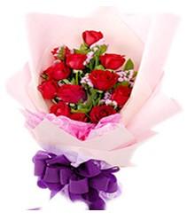 7 gülden kirmizi gül buketi sevenler alsin  Rize 14 şubat sevgililer günü çiçek