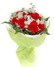 Rize çiçek mağazası , çiçekçi adresleri  7 adet kirmizi gül buketi tanzimi