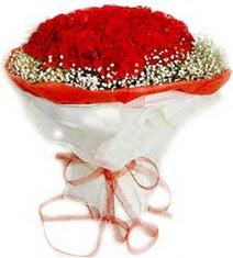 Rize İnternetten çiçek siparişi  41 adet kirmizi gül buketi