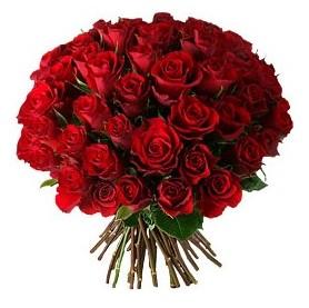 Rize çiçek mağazası , çiçekçi adresleri  33 adet kırmızı gül buketi
