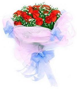 Rize online çiçekçi , çiçek siparişi  11 adet kırmızı güllerden buket modeli