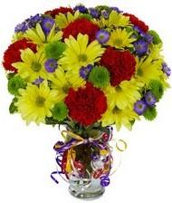 En güzel hediye karışık mevsim çiçeği  Rize güvenli kaliteli hızlı çiçek