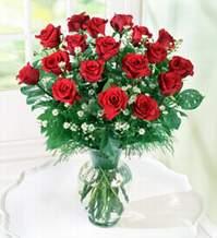 Rize çiçek yolla , çiçek gönder , çiçekçi   9 adet mika yada vazoda kirmizi güller
