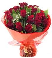 12 adet görsel bir buket tanzimi  Rize çiçek yolla