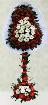 Rize çiçek yolla , çiçek gönder , çiçekçi   çift katlı düğün açılış çiçeği