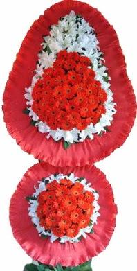 Rize çiçek gönderme  Çift katlı kaliteli düğün açılış sepeti