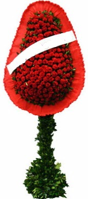 Tek katlı görsel düğün nikah açılış çiçeği  Rize yurtiçi ve yurtdışı çiçek siparişi