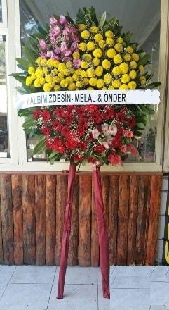 Rize hediye çiçek yolla  Cenaze çiçek modeli